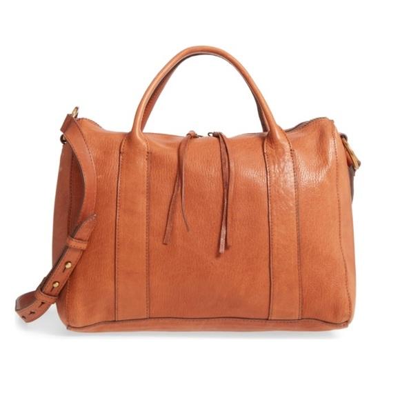 9e9891d35cd0 Madewell Handbags - Madewell O Ring Leather Satchel